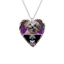 LilSpookyShihPooMaggie Necklace