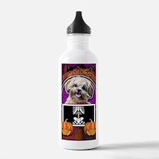 LilSpookyShihPooMaggie Water Bottle