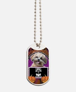 LilSpookyShihPooMaggie Dog Tags