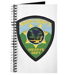 Napa County Sheriff Journal