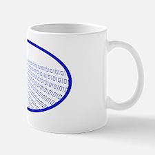 barrelwaverightbgothicbluetrbgtrbg2 Mug