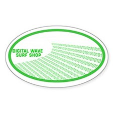 barrelwaverightarialgreentrbgtrbg2 Decal