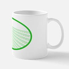 barrelwaverightarialgreentrbgtrbg2 Mug