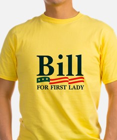 BILL FOR FIRST LADY T