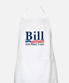 BILL FOR FIRST LADY BBQ Apron