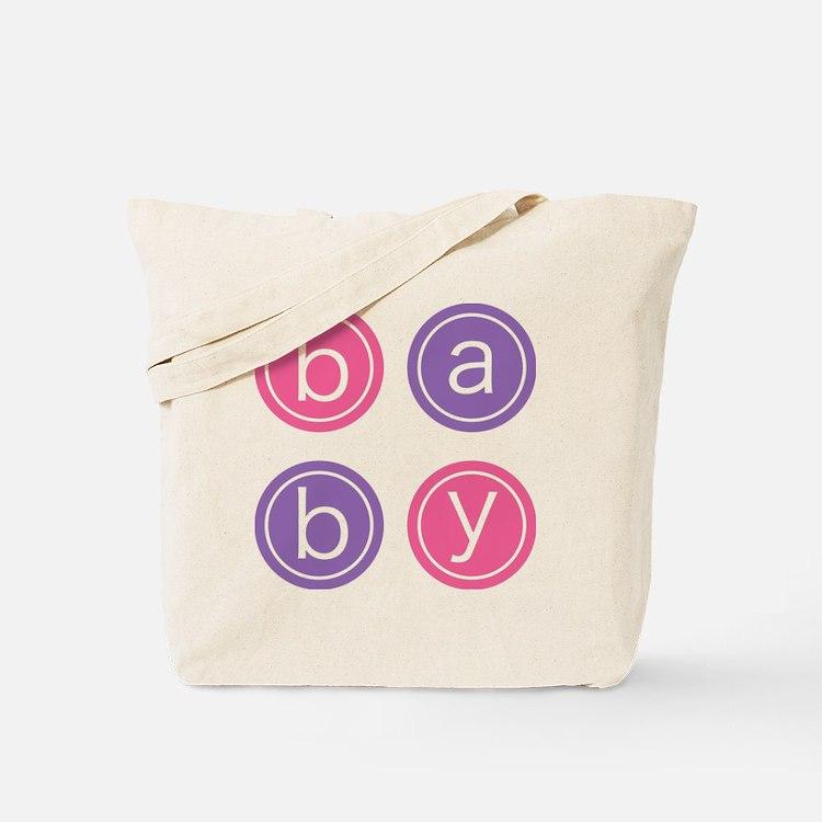 Baby Circles Tote Bag