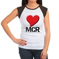 luv mcr Women's Cap Sleeve T-Shirt