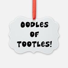 oodlesoftootles Ornament