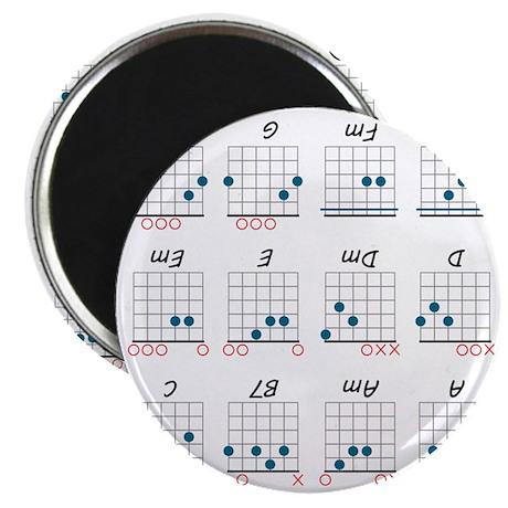 Guitar Cheat Shirt Magnet