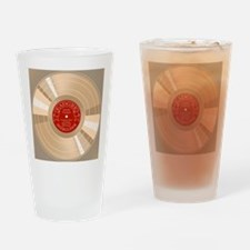 gold-record-CRD Drinking Glass