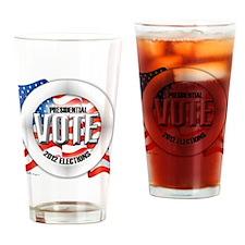 presidential2012 Drinking Glass
