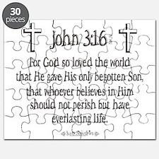 John 3_16 e Puzzle