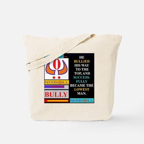 LOWEST MAN BLK Tote Bag
