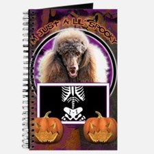LilSpookyPoodleChocolate Journal