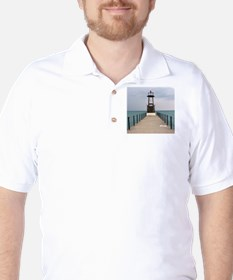 lighthouse Golf Shirt
