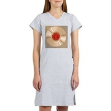 gold-record-BUT Women's Nightshirt