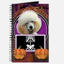 LilSpookyPoodleApricot2 Journal