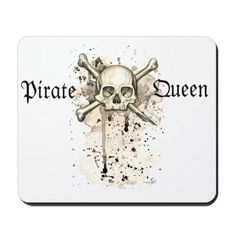 Pirate Queen Mousepad