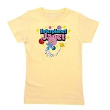 Interplanet-Janet Girl's Tee
