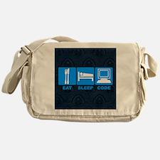 Eat-pillow Messenger Bag
