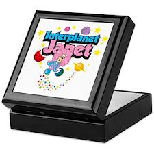 Interplanet-Janet Keepsake Box