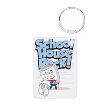 School-House-Rocks-Bill Keychains