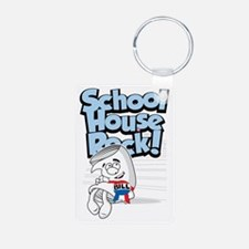 School-House-Rocks-Bill Keychains