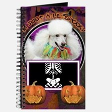 LilSpookyPoodleWhite Journal