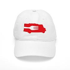 FoodTruck_Side_Fork_Red_Crop Cap