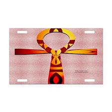 AnkhNewBreedLicensePlatetemp Rectangle Car Magnet