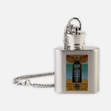 08 unity angel Flask Necklace