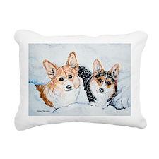 Card Rectangular Canvas Pillow