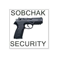 "sobchak_10x10 Square Sticker 3"" x 3"""