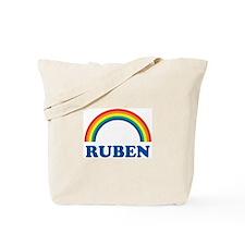 RUBEN (rainbow) Tote Bag