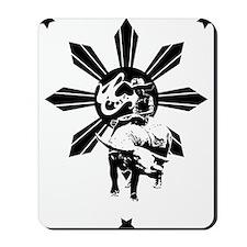 carabaoMabuhay Mousepad