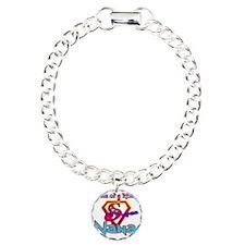 Super Nana Charm Bracelet, One Charm
