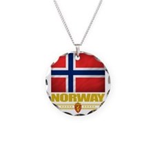 Norway2 (Flag 10) Necklace