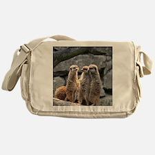 Meerkat026 Messenger Bag