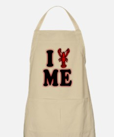 I Love Maine Lobster Outer Glow Apron