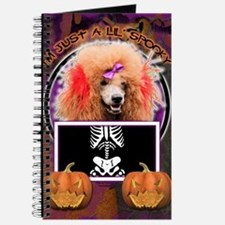 LilSpookyPoodleRed Journal