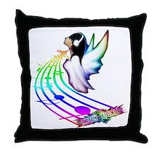 Nightcore Design 32 Throw Pillow