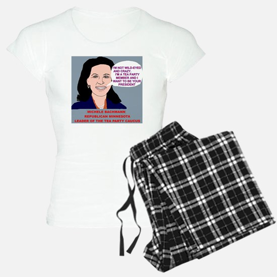 Michele-Bachmann-Tea-Party- Pajamas