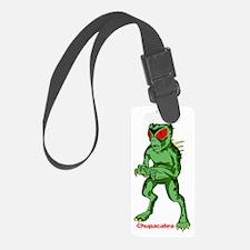 Chupacabra_Alien Luggage Tag