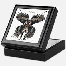 Mothman3 Keepsake Box