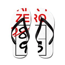 zero_10x10 Flip Flops