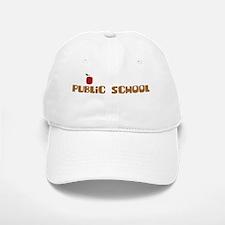 Public School Teacher Baseball Baseball Cap