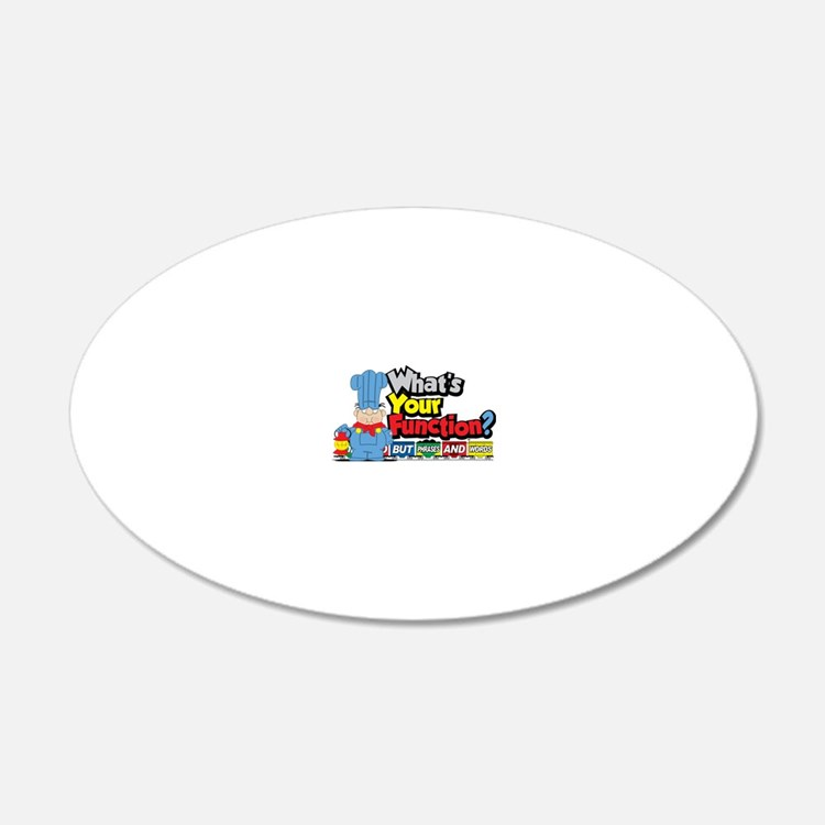 Conjunction-Junction Wall Decal