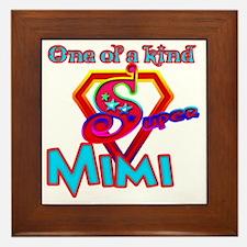 Super Mimi Framed Tile