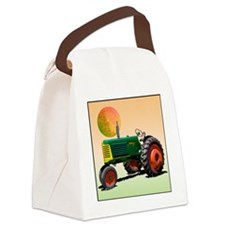 Oliver77RC-Tri-10 Canvas Lunch Bag