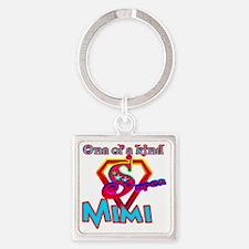 Super Mimi Square Keychain